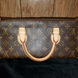 Authentic Louis Vuitton Popincourt Bag